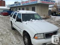 THIS IS AN IDEAL WINTER S-U-V WITH LOW MILEAGE AND