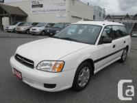2000 Subaru Legacy Wagon 4 Door Station wagon 2.5L four