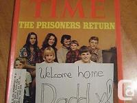 This is the February 19, 1974 issue of Time Magazine