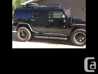 2007 HUMMER H2 PRICE REDUCED!!! Beige exterior Brown
