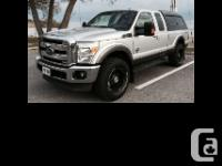 2011 Ford F250 43433mis Very clean Seats six