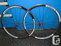 HI, THIS IS A BRAND NEW WHEELSET, BUT TUBULAR AND