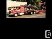 1999 Sterling Tractor 2000 Star Trans Car Hauler. BEST