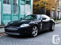 2008 Jaguar XK-Series XKR INDIGO METALLIC (DK. BLUE) ON