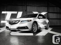 2016 Acura TLXTech and EliteSH-AWD$3500 CashRebate**