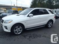 2012 Mercedes ML350. automatic transmisson with 4Matic.