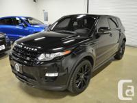 2013 Land Rover Range Rover Evoque Dynamic Premium.