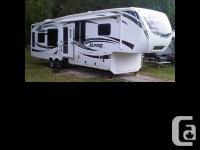 2012 Keystone Alpine 3450 Rl Negotiable Like new! Must