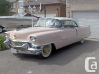 Elvis impersonators love this car why you say. Frame
