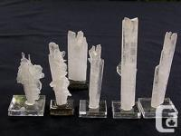 Kaygeedee Minerals offers for sale this lot of six