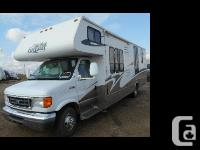2007 Forest River Forester 3101S Class 31ft 2 Slide
