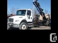 2004 Freightliner M2 Business Class Hook Truck Price in