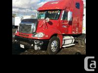 2007 Freightliner Columbia I am selling my 2007