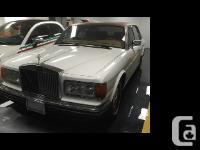 1995 Rolls-Royce Silver Spur III 1995 Rolls-Royce