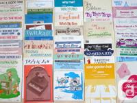 Huge Lot of 50+ Piano Solo Sheet Music Teacher Many