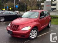 2005. Chrysler. PT Cruiser. Manual The Chrysler PT