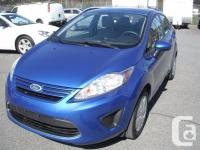 2011 Ford Fiesta Manual. 1.6L. four cyl. four door.