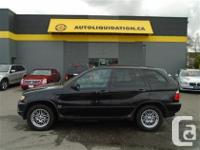 2003 BMW X5 4.4i ...THIS LOCAL BC UNIT IS EQUIPPED WITH