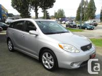 Just arrived. 2007 Toyota Matrix! Comfortable ride.