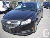 2011 Chevrolet Cruze LS Manual. 1.8L. four door.