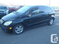 2006 Mercedes Benz B-Class. automatic transmission with