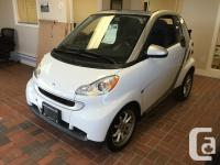 2008 Smart Fortwo Comments:Fuel Saving Convertible!