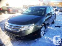 Calgary Pre-owned Car Sales 2010 Ford Fusion SE SUPERB