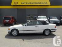 1994 BMW 325i CONVERTIBLE...THIS UNIT IS EQUIPPED WITH