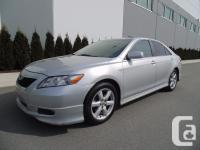 2007 TOYOTA CAMRY XLE AUTOMATIC AIR CONDITION FULLY