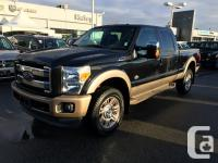 Only 100.000 kilometers!! Super Duty Diesel. Automatic.