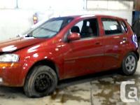 Template By Frooition Lite! 04 05 06 07 08 AVEO L. REAR