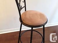 Bar Stools for sale $500 Gently used and in good