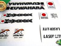 We have acquired these high-quality restoration decals