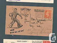 World War II,1943,1944 Over-Seas League Tobacco Fund