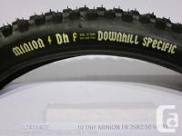 Cheng Shin Minion DHF DHF minion front tire 26 X 2.5in