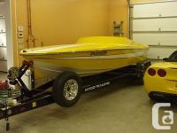 I'm selling my mint condition 21 ft 2012 Sutphen SS w/