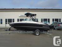 US521 - 2013 Bryant 198 Walkabout w/Wakeboard Tower &