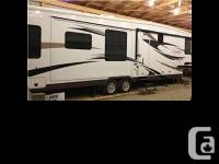 2012 Carriage RV Cameo 2012 Trailer in very terrific
