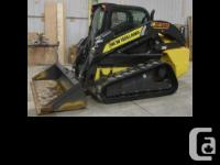 2014 NEW HOLLAND C238, 179 Hours A-c Heater Quick