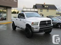 2014 DODGE RAM 2500 TURBO DIESEL / 4X4 / NAVIGATION /