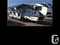 2013 Voltage 3950 Toy Hauler. All options you could