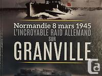 This is a new hard cover WW2 French Normandie