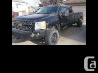 2012 Chevrolet Silverado 3500HD LTZ Factory ordered!