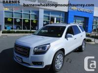 2016 GMC Terrain SLE 7-Passenger Seating With second