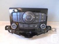 2011 Chevrolet Cruze Satellite MP3 CD Radio Control