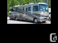 2005 Tiffin Allegro Bay Motor Home & Matching Trailer