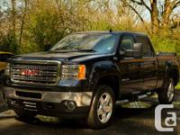 The Superhero of pickup trucks. this 2014 GMC Seirra