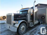 2005 PETERBILT 379X FOR SALE IN FORT FRANCES, ONTARIO,