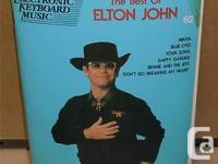 newhobby905 store Vintage The Best Of Elton John