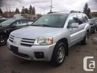 2004 Mitsubishi Endeavor four door AWD Limited GOOD